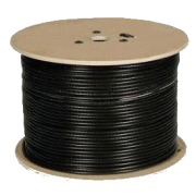 Lift Cable, RG59 Flexible Caoxial Cable, 305m