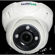 2MP Sony Sensor 4in1 Motorized-Zoom 2.8-12mm IR Dome Camera