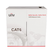 UNV CAT6, 1000ft, 23AWG