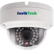3.0MP IR PoE Dome Camera