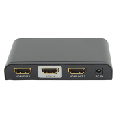 1 in 2 out HDMI Distributor