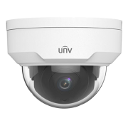 UNV 2MP Vandal-resistant Network IR Fixed Dome Camera