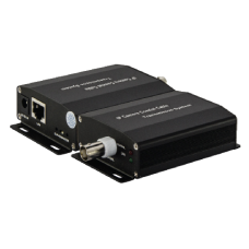 IP extender over Coaxial
