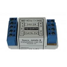 AC Power + Data Lightning Isolator