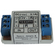 DC Power Lightning Isolator