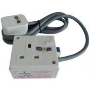 AC Power Lightning Isolator
