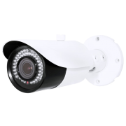 4.0MP PoE IR IP Motorized Zoom Bullet Camera