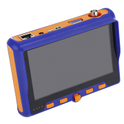 """5"""" 4in1 (AHD/TVI/CVI/CVBS) Tester Monitor, Up to 2MP"""