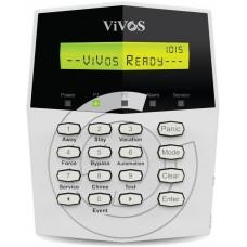 16Ch LCD Alarm Keypad