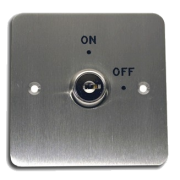 Overriding Key Switch